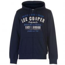 Pánska mikina Zip Through Lee Cooper