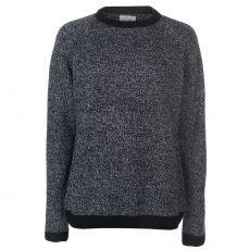 Pánsky sveter Contrast Crew Neck Knit Lee Cooper
