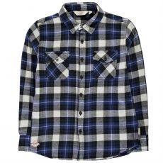 Chlapecká košile Flannel Lee Cooper