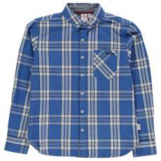 Chlapecká košile Checked Lee Cooper