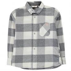 Detská košeľa Soft Check Lee Cooper