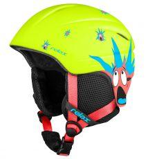 Detská lyžiarska helma TWISTER RELAX