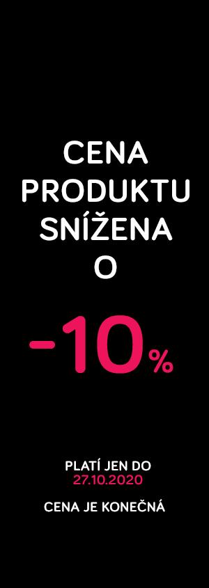 Cena snížena -10%