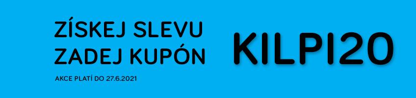 Slevový kupón: KILPI20